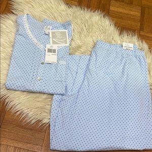 Short Sleeve Aria Pajama set NWT
